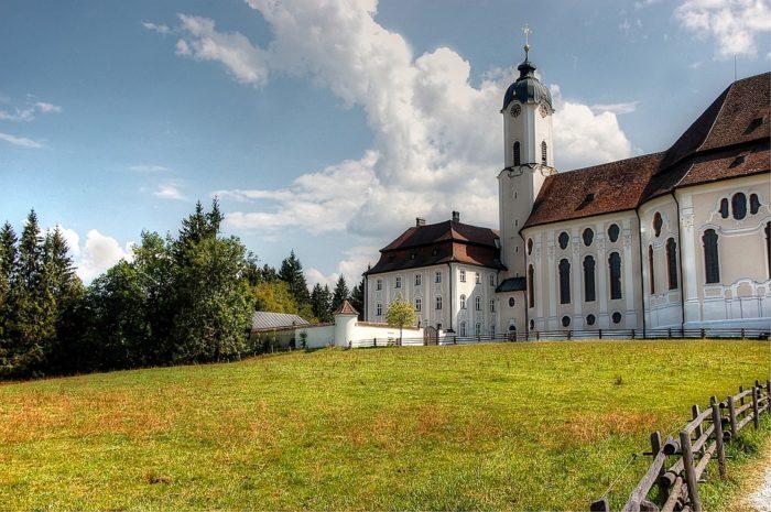 obrazy święte w Kościele